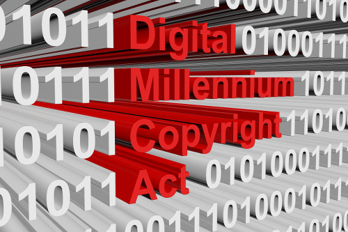 Digital millennium copyright act enforcement
