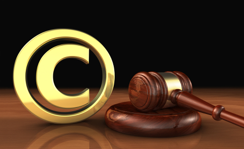Copyright Infringment And Gavel Law S 109946006